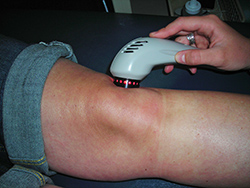 infared light physical therapy