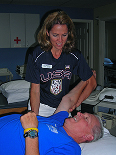 physical therapy, manual therapy, Monica Moreland