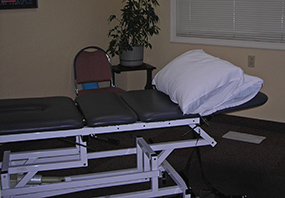 private rooms available at Moreland Physical Therapy